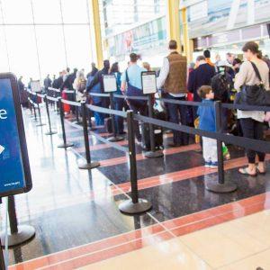 TSA ENTER HERE